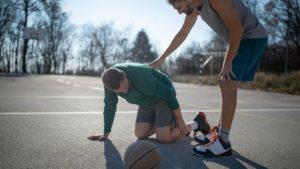 פציעות כדורסל